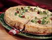 Havarti and Sun-Dried Tomato Cheesecake