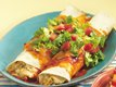 Spicy Chicken Enchiladas for Two