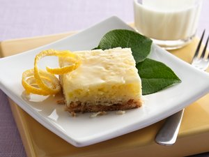 Glazed&#32;Lemon-Coconut&#32;Bars