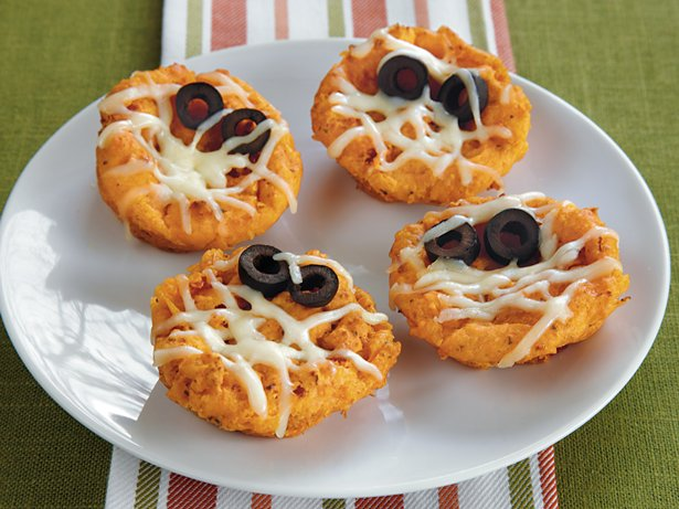 Pizza Mummy Muffins