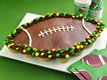 Football Cupcake Pull-Aparts