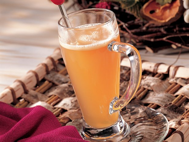 Buttered Rum-Spiced Cider