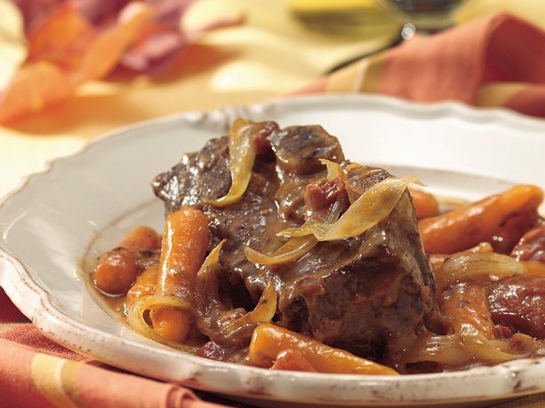 Luscious Oven-Braised Short Ribs Recipes — Dishmaps
