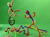 Pipe Cleaner Critters