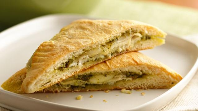 Pesto Chicken Sandwiches