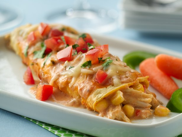T.J. Fords Tex-Mex Enchiladas