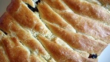 Sweet Raisin Bread