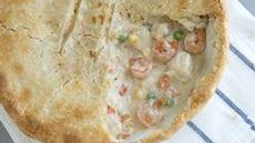 Creamy Seafood Pot Pie Recipe