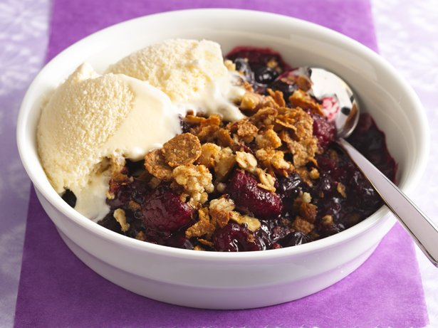 Fiber One Double-Berry Crisp