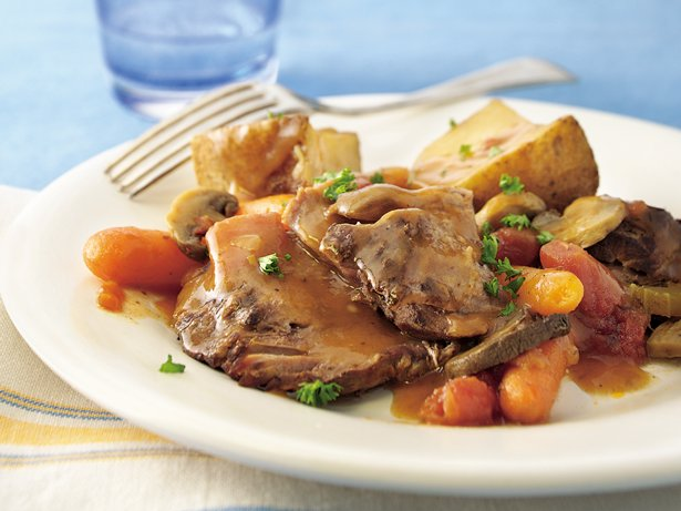 Slow Cooker Family-Favorite Pot Roast