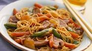 Pork Lo Mein
