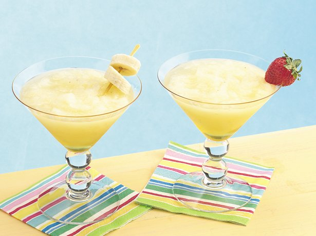 Banana Daiquiri Slush