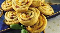 Bacon-Cheddar Pinwheels (club store pack) Recipe
