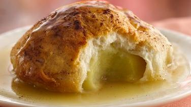 Sweet Apple Dumplings