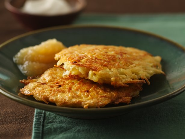 Bisquick Potato Pancakes
