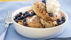 Blueberry-Banana-Granola French Toast Recipe