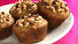 Cheerios Banana-Raisin Muffins