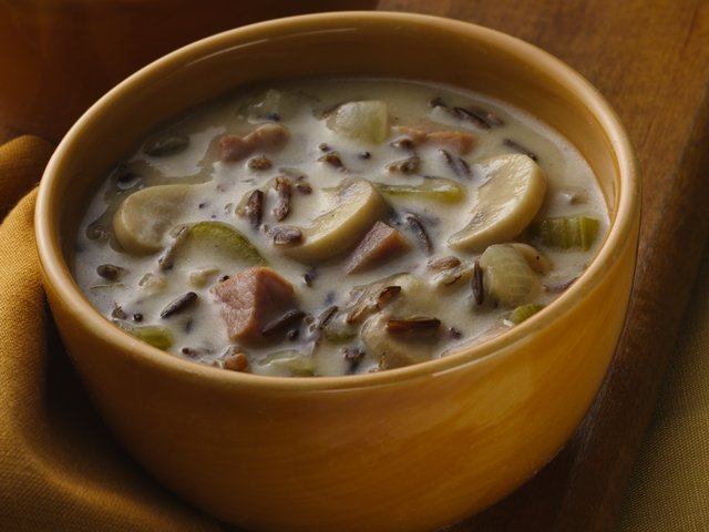 sunshine soup wild mushroom and navy bean soup wild mushroom soup with ...