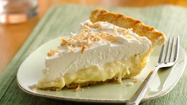 Creamy Coconut Pie