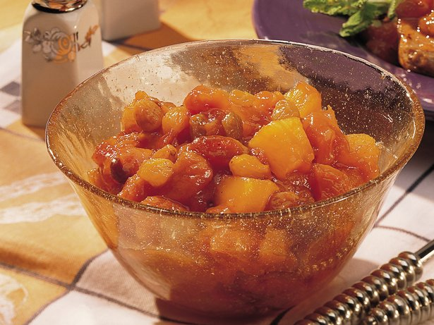 Golden Fruit Chutney