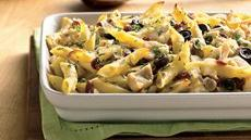 Greek Chicken and Pasta Recipe