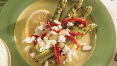 Splendid Asparagus Salad Recipe