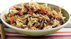 Easy Asian Cabbage Salad Recipe
