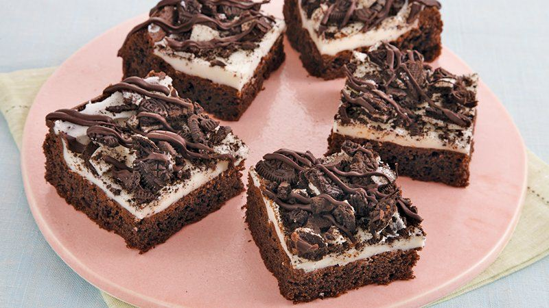 Making Brownies From Betty Crocker Cake Mix