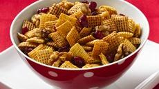 Cranberry-Nut Cinnamon Chex Mix Recipe