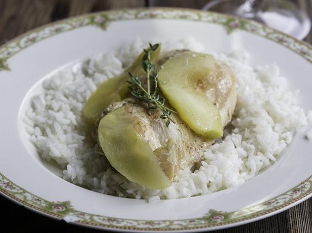 Apple Wine Chicken