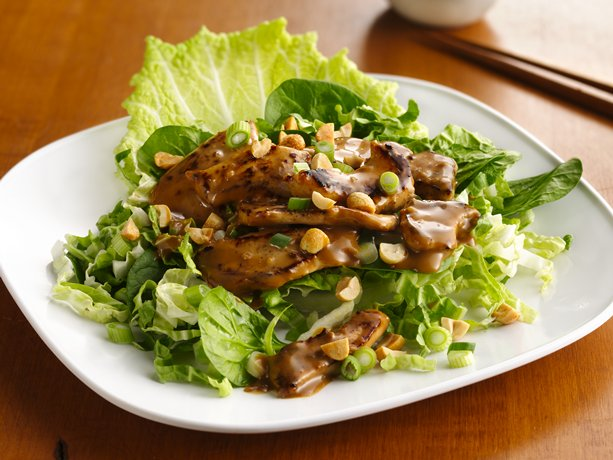 Image of Asian Chicken Salad With Peanuts, Betty Crocker