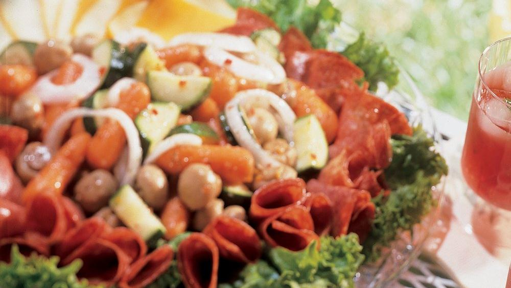 Marinated Antipasto Tray
