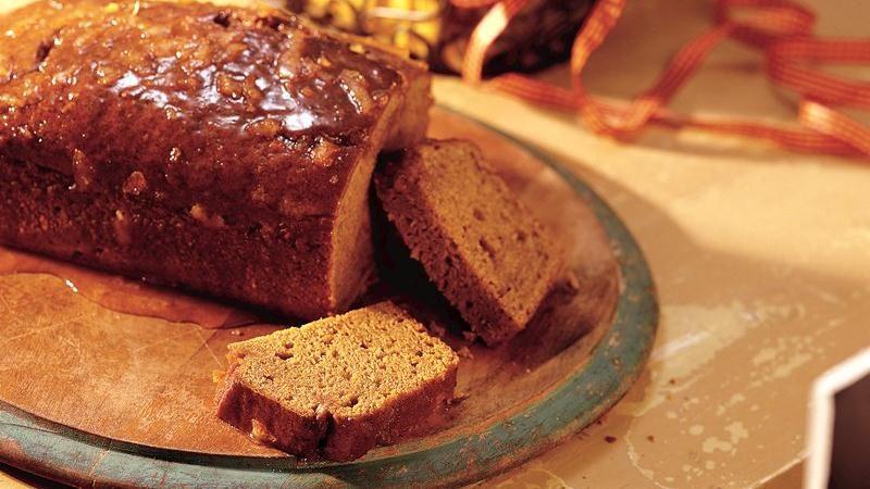 Pumpkin Marmalade Bread
