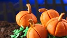 Peanut Butter Pumpkins Recipe