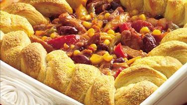 Chicken-Chile Casserole