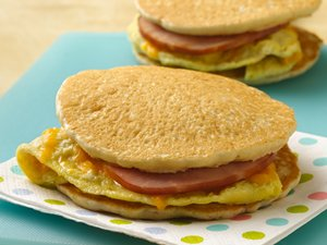 Panwiches&#32;(Pancake&#32;Sandwiches)