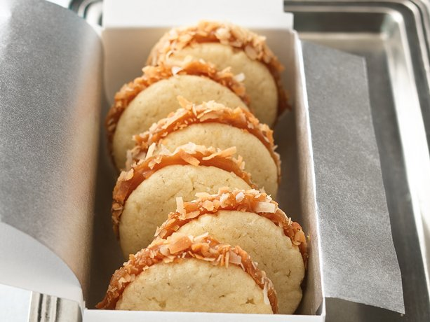 Dulce de Leche Cookies