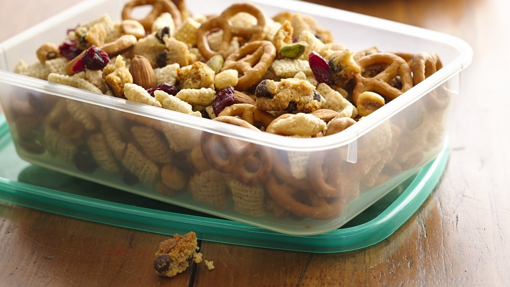 Gluten-Free Cookie Trail Mix