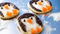 Silly Penguin Cookies Recipe