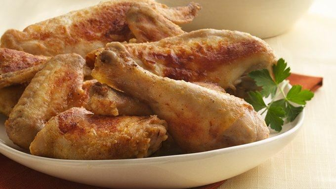 Oven-Fried Chicken recipe - from Tablespoon!