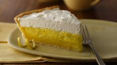 Pineapple-Lemon Layered Pie Recipe