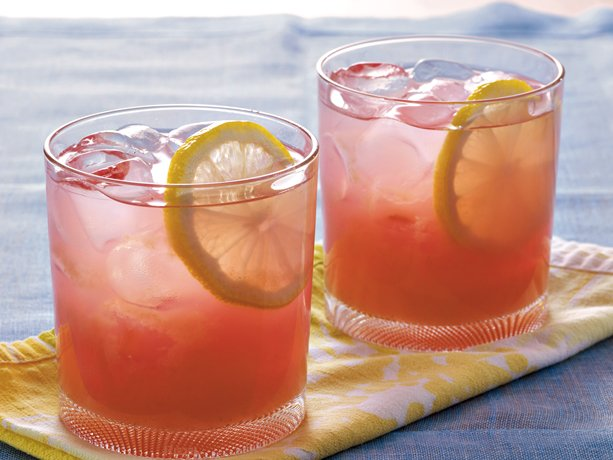 Blueberry-Lemonade Coolers