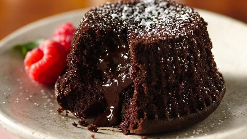 Molten Lava Cake Recipe Using Cake Mix