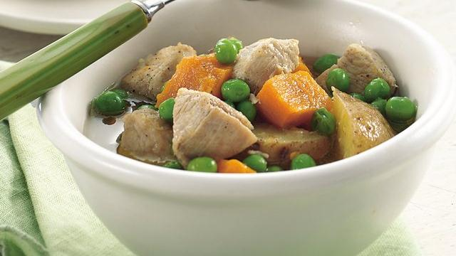 Caribbean Turkey Stew