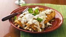 Enchiladas Verde Recipe