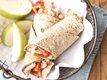 Healthified Tuna and White Bean Wraps