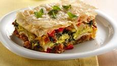 Phyllo Egg Breakfast Torta Recipe