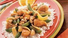 Asian Cashew Chicken Recipe