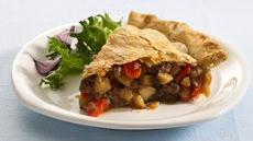 Ground Beef Pot Pie Recipe