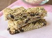 Cinnamon-Raisin Granola Bars